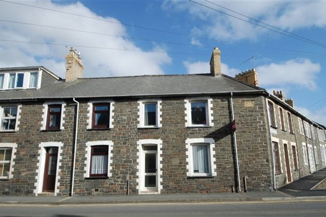 Thumbnail Detached house to rent in Green Gardens, Trefechan, Aberystwyth