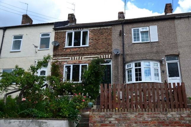 Thumbnail Terraced house for sale in East Crescent, Loftus, Saltburn-By-The-Sea
