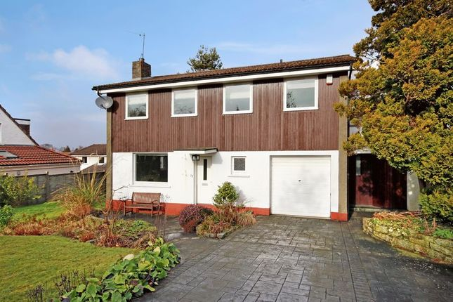 Thumbnail Detached house for sale in Rivaldsgreen Crescent, Linlithgow
