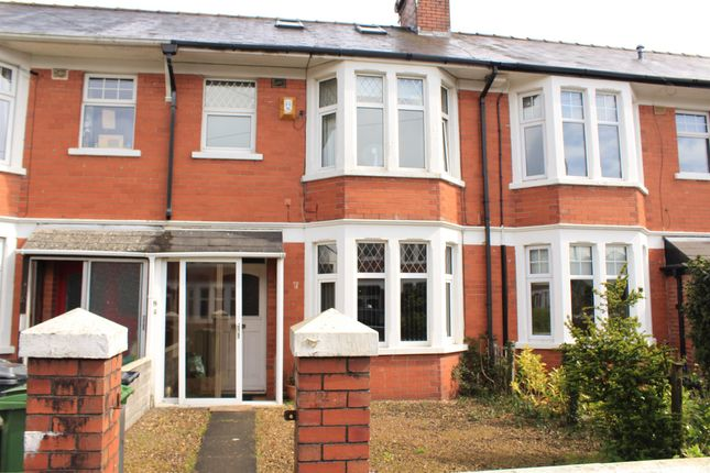 Thumbnail Terraced house for sale in Lansdowne Avenue, Rhiwbina, Cardiff