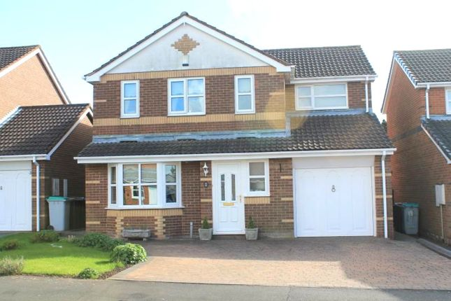 Thumbnail Detached house to rent in Lapwing Court, Burnopfield, Newcastle Upon Tyne