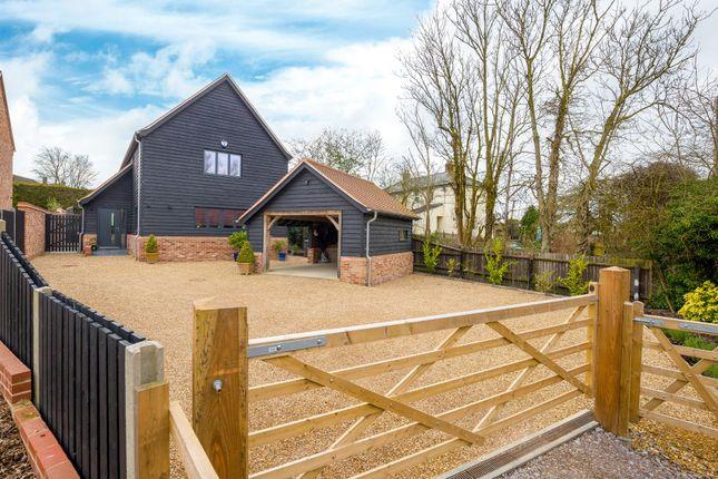 Thumbnail Detached house for sale in Tinkers Lane, Kingston, Cambridge, Cambridgeshire