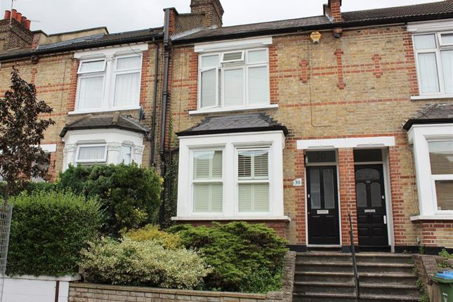 Thumbnail Terraced house to rent in Smithies Road, Abbey Wood
