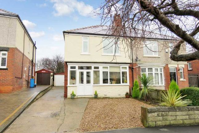 Thumbnail Semi-detached house for sale in Dalewood Road, Beauchief, Sheffield