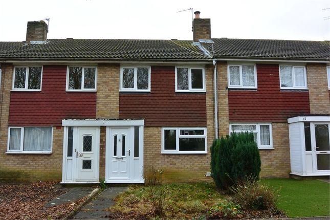 Thumbnail Terraced house to rent in Calder Vale, Bletchley, Milton Keynes, Buckinghamshire