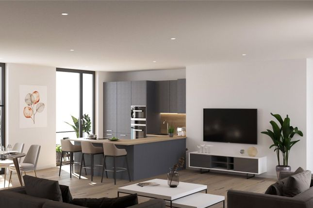 Thumbnail Flat for sale in Plot 1 - City Garden Apartments, St. Georges Road, Glasgow