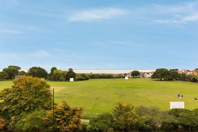 Views Across Chalkwell Park