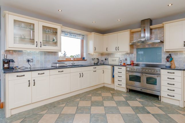 Thumbnail Detached house for sale in Old Quarry Road, Duns, Scottish Borders