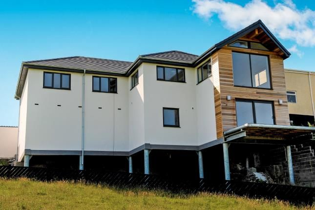 Thumbnail Detached house for sale in Penrallt Road, Trearddur Bay, Anglesey