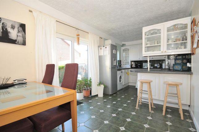 Thumbnail Semi-detached house for sale in Devereaux Crescent, Ebley, Stroud
