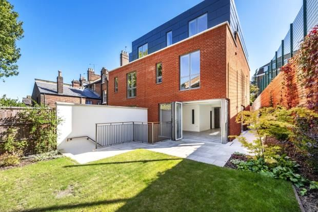 Thumbnail Semi-detached house for sale in Winchester Place, Highgate Village, London