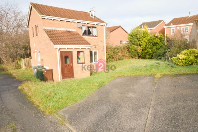 Thumbnail Flat to rent in Ricknald Close, Aughton, Sheffield