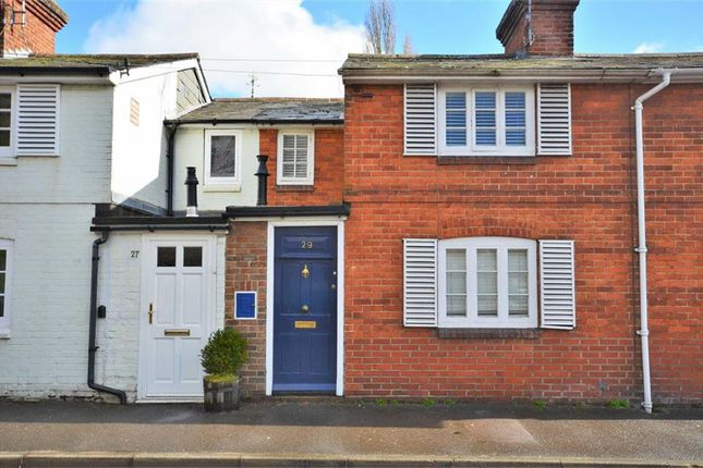 2 bed terraced house for sale in Victoria Road, Farnham