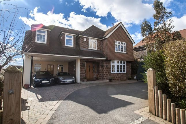 Thumbnail Detached house for sale in Ranworth, Boughton Aluph
