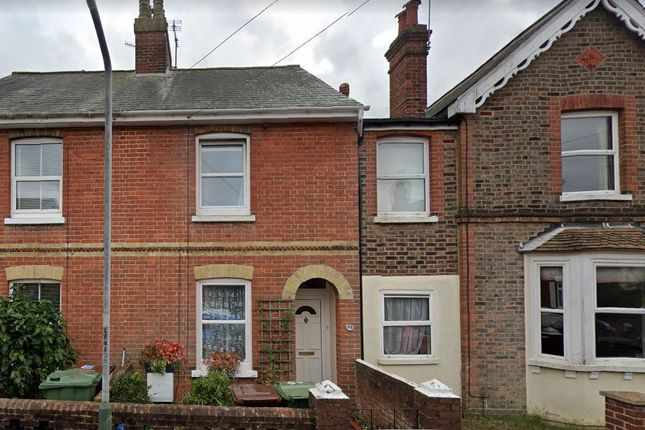 Thumbnail 2 bed terraced house to rent in Forge Road, Southborough, Tunbridge Wells