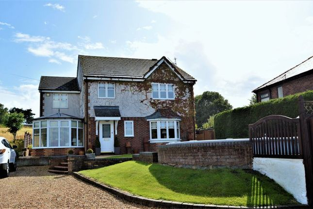 Thumbnail Detached house for sale in St. Asaph Road, Lloc, Holywell