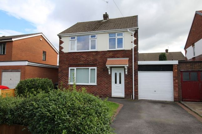 3 bed detached house for sale in Lowndes Lane, Offerton, Stockport