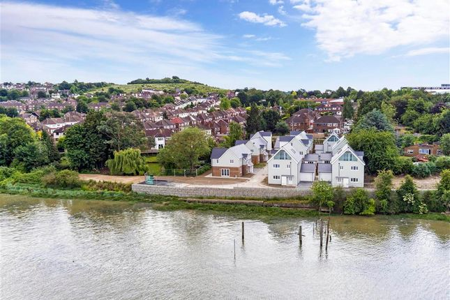 Thumbnail Detached house for sale in Safety Bay, Warwick Crescent, Safety Bay House, Rochester, Kent