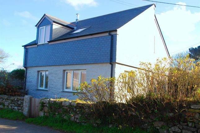 Thumbnail Detached house for sale in Boscaswell Downs, Pendeen, Penzance