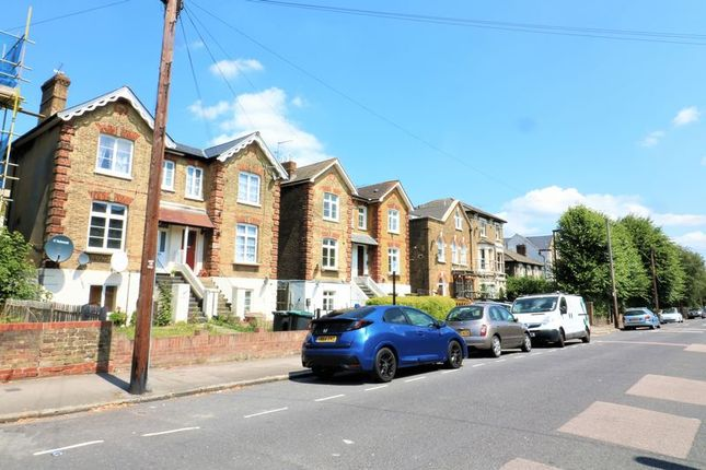 Thumbnail Flat to rent in Truro Road, London