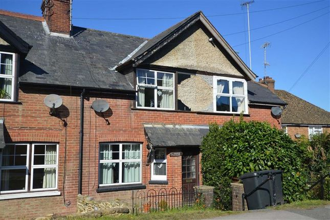 Thumbnail Terraced house to rent in Western Road, Crowborough
