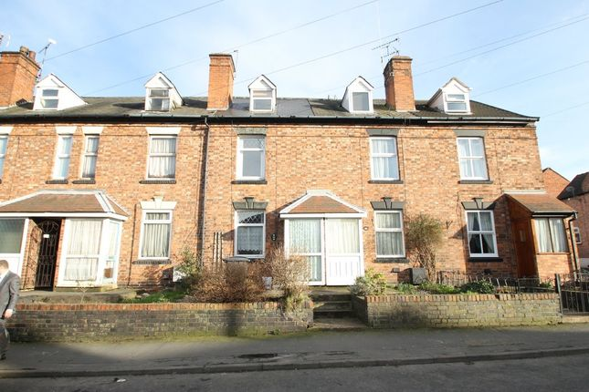 Thumbnail Terraced house to rent in Coleshill Road, Atherstone, Warwickshire