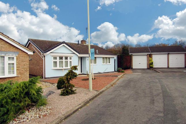 Thumbnail Detached house for sale in Charlton Close, Whetstone, Leicester