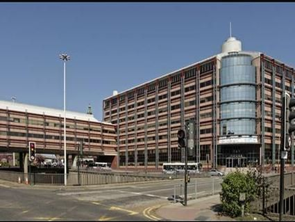Office to let in Tay House, 300 Bath Street, Glasgow