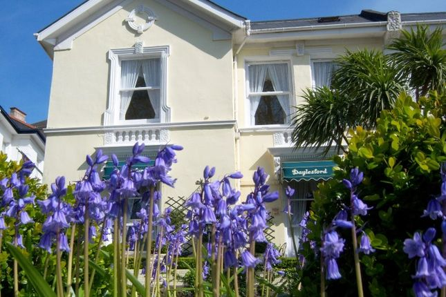 Thumbnail Hotel/guest house for sale in Bampfylde Road, Torquay
