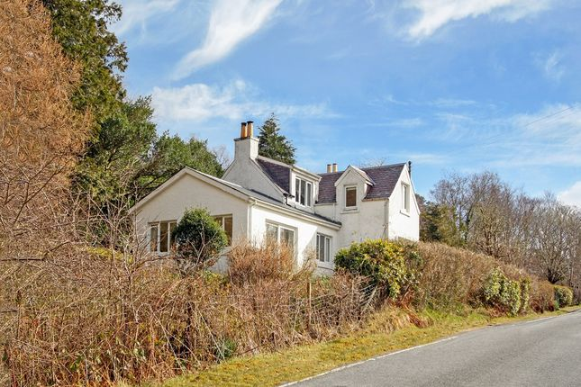 Thumbnail Detached house for sale in Strontian, Acharacle, Lochaber, Highland