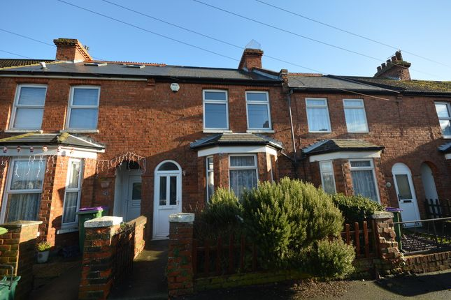Thumbnail Terraced house to rent in Chilham Road, Folkestone