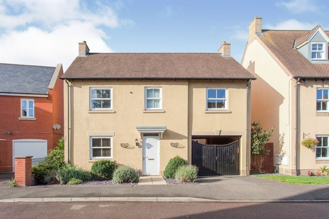 Thumbnail Detached house for sale in St Johns Way, Lower Cambourne, Cambridge