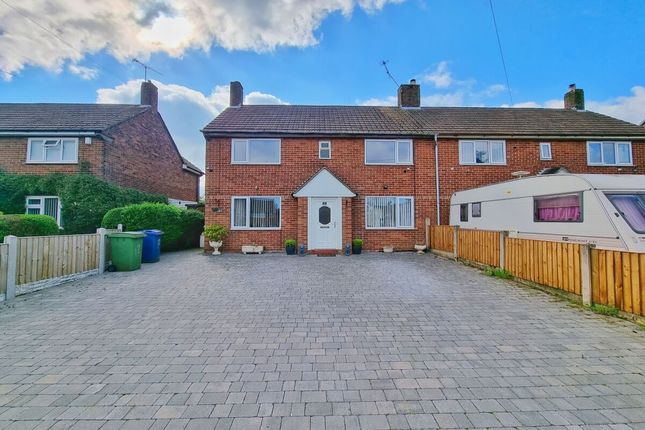4 bed semi-detached house for sale in Blyth Close, Blythe Bridge, Stoke-On-Trent ST11
