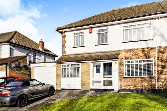 Thumbnail Semi-detached house for sale in Orleans Road, London