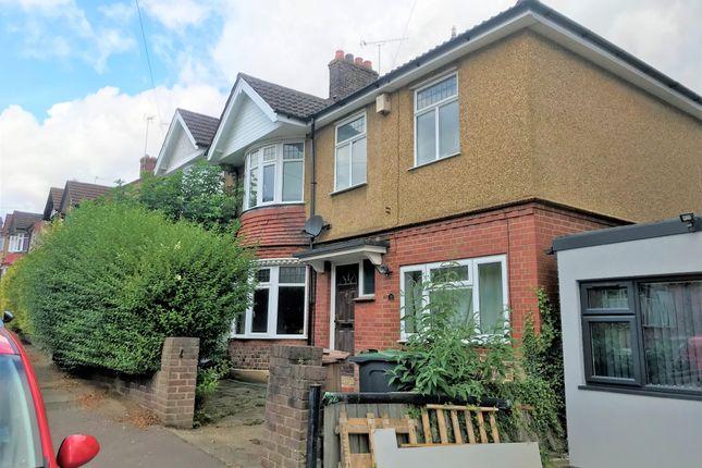 Thumbnail Semi-detached house to rent in Alton Road, Luton