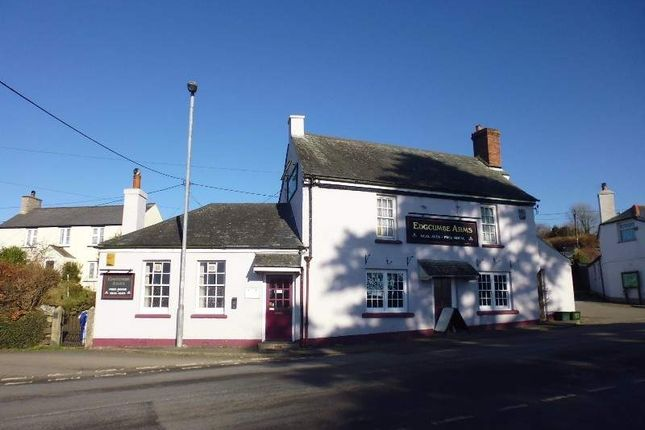 Thumbnail Pub/bar for sale in Tavistock, Devon
