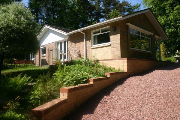 Thumbnail Detached bungalow for sale in Hepscott, Crofts Park