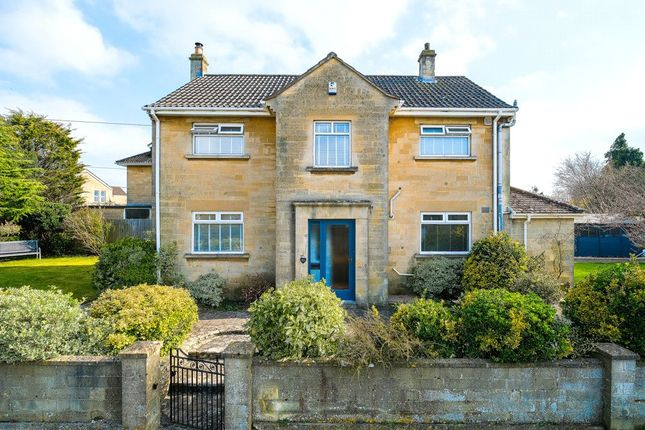 Thumbnail Detached house for sale in Entry Hill, Bath