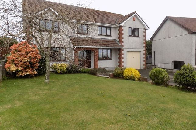Thumbnail Detached house for sale in Bay View Park, St. Austell