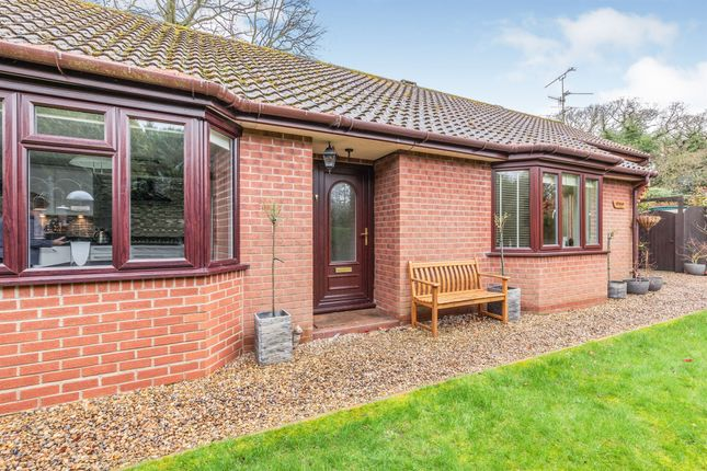 Thumbnail Detached bungalow for sale in Bernard Close, High Kelling, Holt