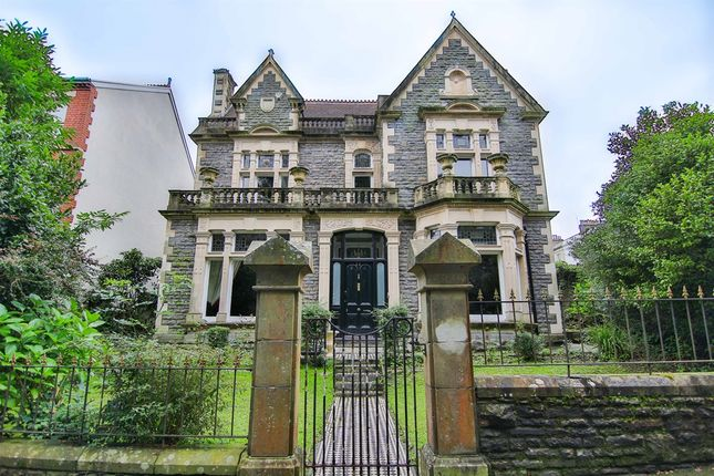 Thumbnail Detached house for sale in St. James Gardens, Swansea