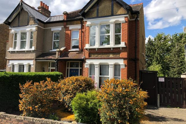 Thumbnail Flat for sale in Morton Gardens, Wallington