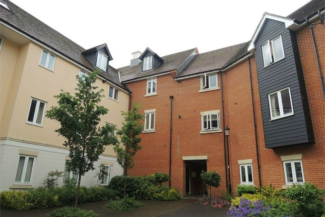 Thumbnail Flat for sale in Henry Laver Court, Colchester, Essex