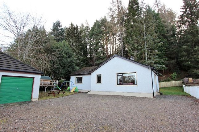 Thumbnail Detached bungalow for sale in 29 Drummond Crescent, Drummond, Inverness