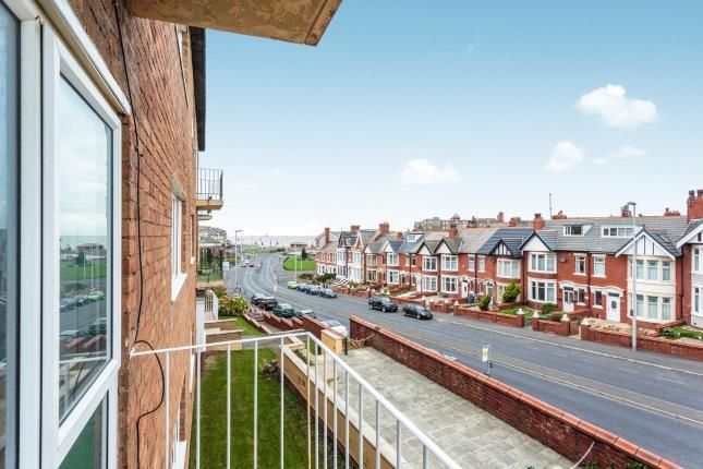 Balcony of Warbreck Court, Warbreck Hill Road, Blackpool, Lancashire FY2