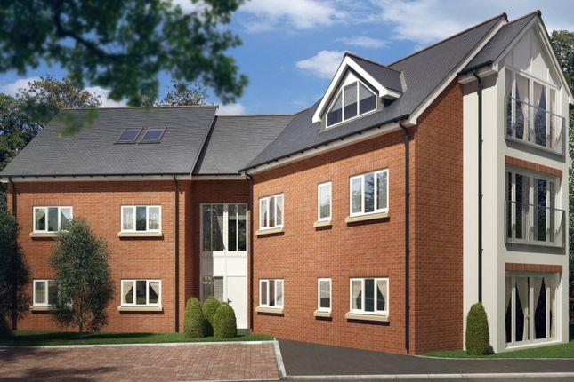 2 bedroom flat for sale in Off Beardell Street, Hucknall