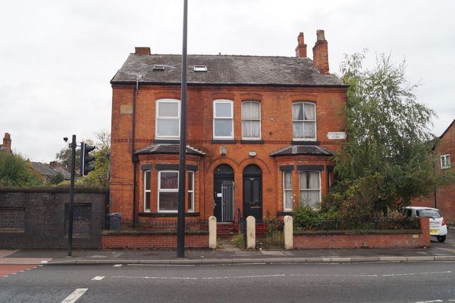 Thumbnail Block of flats for sale in Stockport Road, Levenshulme