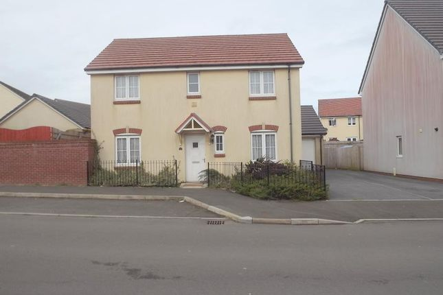 Thumbnail Detached house for sale in Sunningdale Drive, Hubberston, Milford Haven