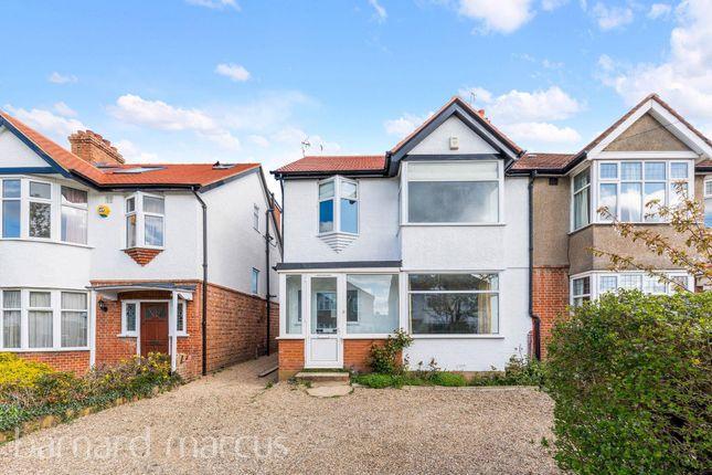 Thumbnail Property to rent in Elm Walk, London