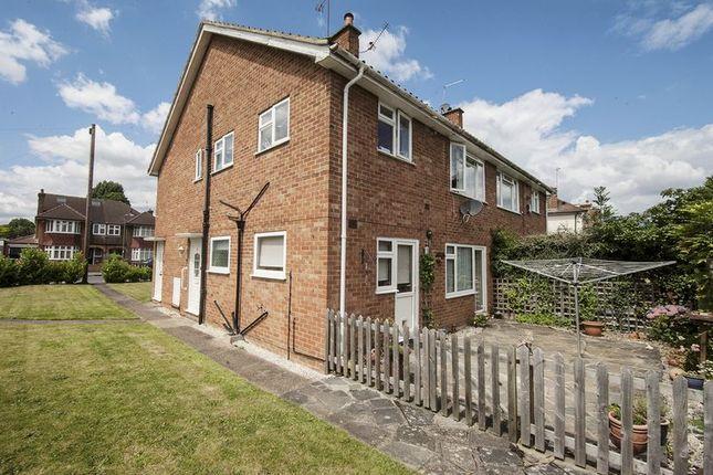 Thumbnail Maisonette to rent in Rydens Avenue, Walton-On-Thames